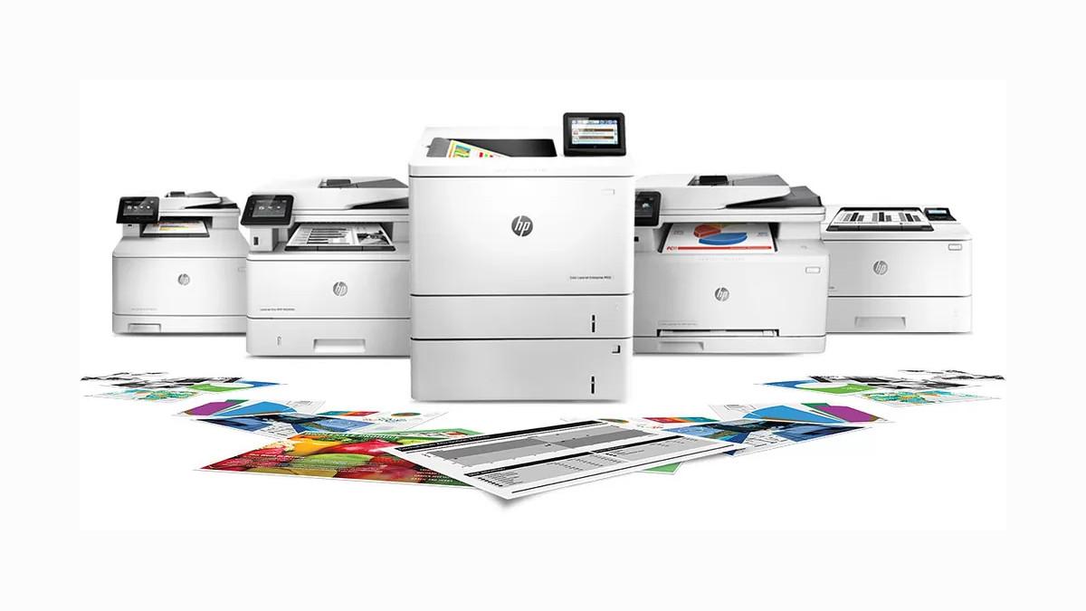 impresoras laser hp